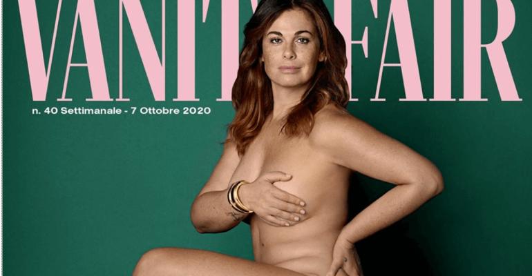 """Vanessa Incontrada nuda su Vanity Fair: """"Il mio corpo come messaggio, dobbiamo capire e celebrare una nuova bellezza"""""""