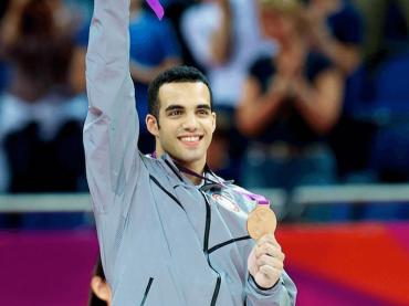 """Danell J. Leyva, l'olimpionico fa coming out: """"Spero che un giorno sia inutile, ma per arrivarci bisogna parlarne oggi"""""""