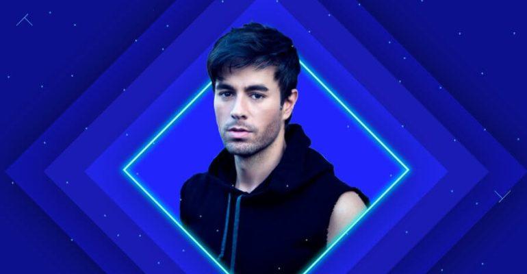 Enrique Iglesias eletto cantante latino di tutti i tempi