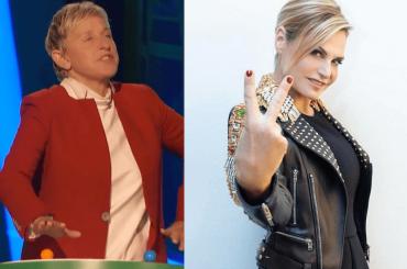 """""""Game of Games"""", Simona Ventura condurrà lo show negli Usa condotto da Ellen DeGeneres"""