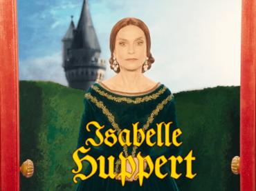 Isabelle Huppert show nel film interattivo della Maison Roger Vivier scritto e diretto da Andrea Danese – video