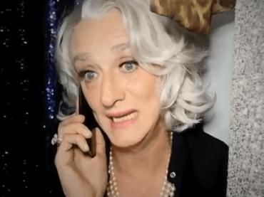 """Drusilla Foer punta Sanremo 2021: """"quale compenso, la valletta al Festival si fa per allegria"""" – lo sketch video"""