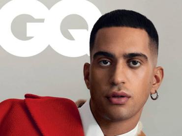 """Mahmood sulla cover di GQ Middle East: """"Megastar del pop  senza genere e impossibile da etichettare"""""""