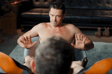 Hugh Jackman nudo indossa solo scarpe R.M.Williams, lo spot