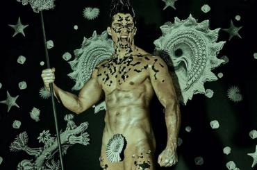 Pietro Boselli, nuovo nudo per 'KING KONG Garcon'  – foto