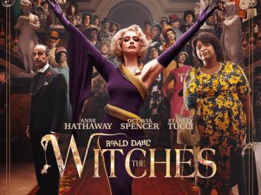The Witches con Anne Hathaway negli Usa direttamente su  HBO Max