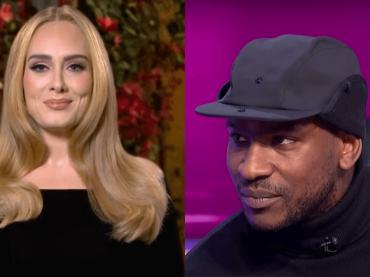 Adele esce con il rapper Skepta?