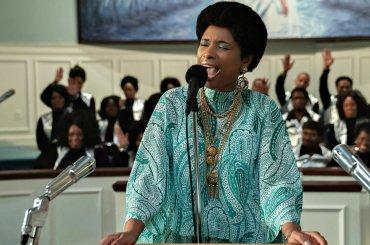 """Jennifer Hudson è una fantastica Aretha Franklin nelle nuove immagini di """"Respect"""""""