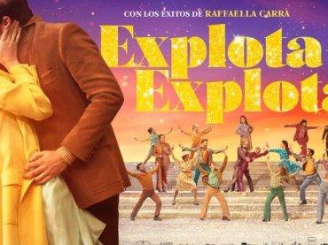 Ballo Ballo – Explota Explota, esce oggi in Spagna il musical con le canzoni di Raffaella Carrà – VIDEO e TRAILER