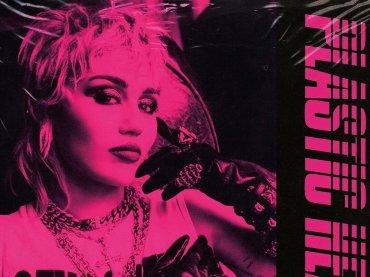 Plastic Hearts di Miley Cyrus, ecco il nuovo disco – audio