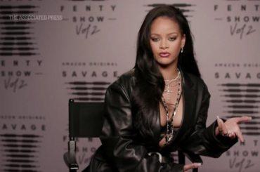 """Rihanna e il nuovo album: """"Il mondo è diventato pesante, io voglio solo divertirmi con la musica"""""""