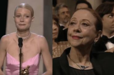"""Glenn Close scioccata dall'Oscar a Gwyneth Paltrow: """"insensato, doveva vincerlo Fernanda Montenegro"""""""
