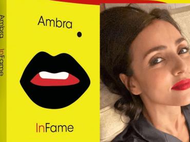InFame, arriva il primo romanzo di Ambra Angiolini – sinossi, prezzo e copertina