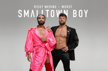 Conchita Wurst feat. Ricky Merino, ecco la cover di Smalltown Boy – video