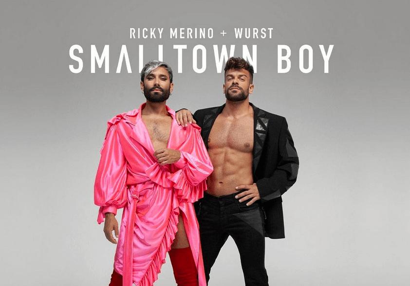 Conchita Wurst feat. Ricky Merino, ecco la cover di