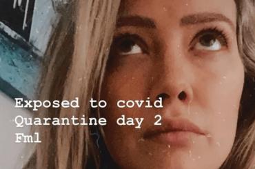 "Hilary Duff incinta e in quarantena: ""Sono stata esposta al Coronavirus"""