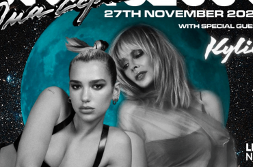 Kylie Minogue e Dua Lipa, live di coppia con Real Groove & Electricity – video