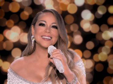 Mariah Carey's Magical Christmas Special, ecco il primo trailer dall'evento APPLE Plus