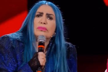 The Voice Senior, Loredana Bertè canta Tracy Chapman con una concorrente – video