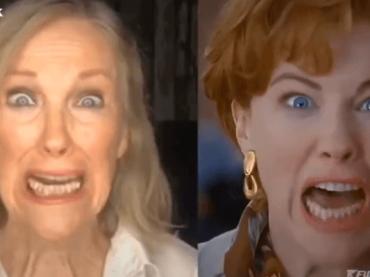 Catherine O'Hara ricrea su TikTok l'iconica scena di Mamma ho perso l'Aereo – video