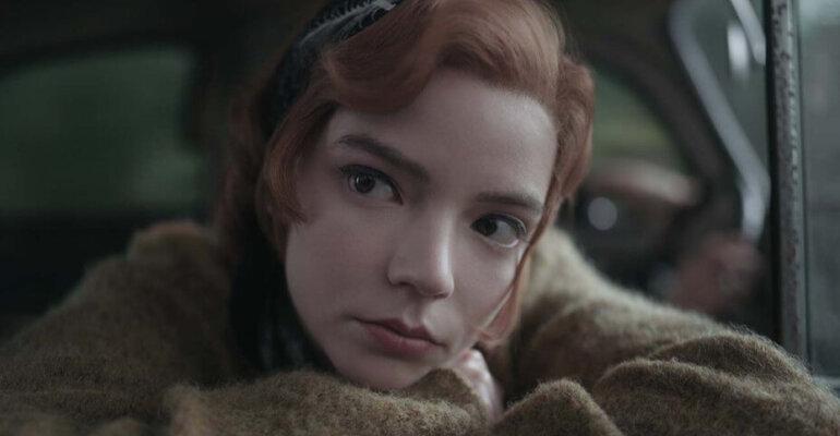 La Regina degli Scacchi, storico RECORD Netflix di visualizzazioni