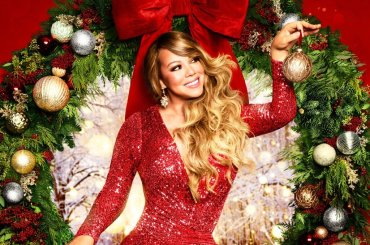 Mariah Carey, parte la campagna social per la conquista del primo scettro UK con 'All I Want For Christmas Is You'