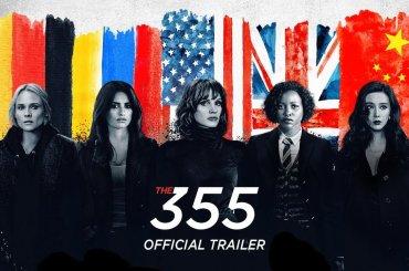 The 355 con  Jessica Chastain, Lupita Nyong'o e Penélope Cruz slitta al 2022