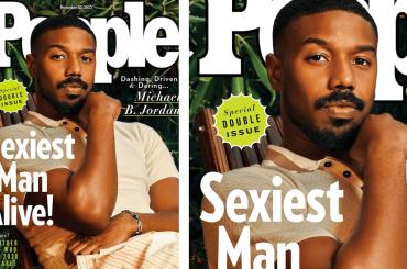 """People 2020: """"Michael B. Jordan è l'uomo più sexy del mondo"""" – le foto da gnagno che lo confermano"""