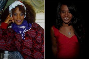 Whitney Houston e Bobbi Kristina, il trailer del documentario Lifetime