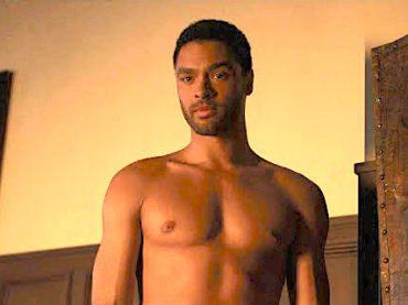Bridgerton, Regé-Jean Page nudo nella serie Netflix – foto e gif