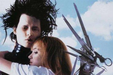 Edward mani di forbice di Tim Burton compie 30 anni