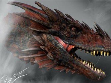 House of the Dragon, ecco i primi disegni ufficiale dei draghi dallo spin-off di Game of Thrones