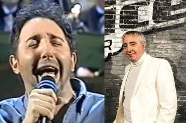 Erminio Sinni, da Sanremo 1993 al trionfo di The Voice Senior