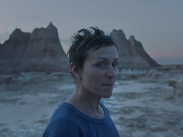 Oscar 2021, Frances McDormand può fare la STORIA grazie a Nomadland