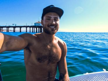 Dylan Efron, allenamenti social per il fratello gnagno di Zac – le foto