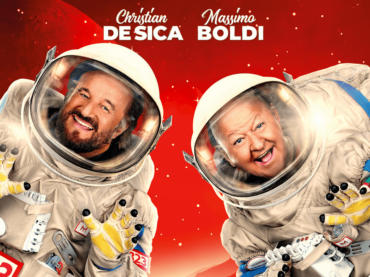 In Vacanza su Marte con Christian De Sica e Massimo Boldi direttamente in streaming: sinossi, trailer e poster
