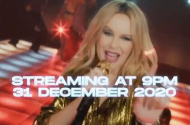Capodanno con Kylie Minogue, l'Infinite Disco torna il 31 dicembre sera