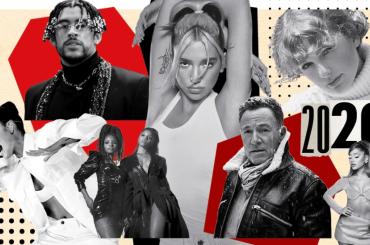 ECCO i 50 migliori album del 2020 secondo Rolling Stone,  la classifica