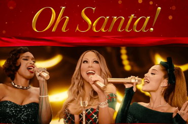 Mariah Carey fa doppietta su iTunes, Oh Santa dietro All I Want for Christmas Is You