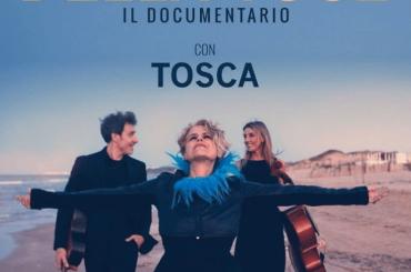 Il Suono della Voce, il documentario su Tosca arriva su Rai1 – poster e trailer