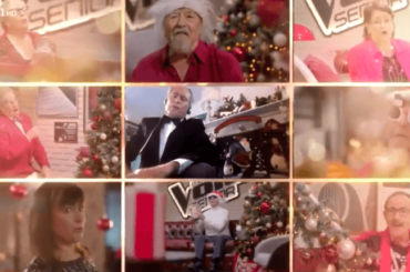 The Voice Senior, tutti i concorrenti cantano All I Want For Christmas Is You – il video