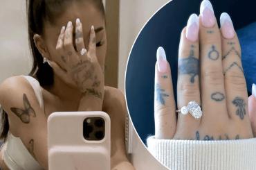Ariana Grande, ecco quanto è costato il brillocco di fidanzamento a Dalton Gomez