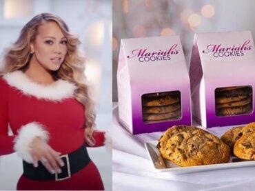Mariah's Cookies, arrivano i biscotti di Mariah Carey