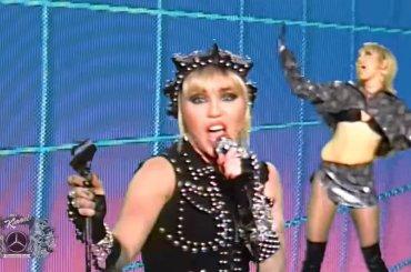 Miley Cyrus, live retrò da Jimmy Kimmel con Prisoner – VIDEO