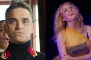 Robbie Williams e Kylie Minogue, arriva un nuovo duetto 21 anni dopo Kids?