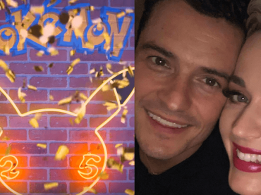Katy Perry collabora con i Pokemón per i 25 anni del franchise e festeggia i 44 anni di Orlando Bloom