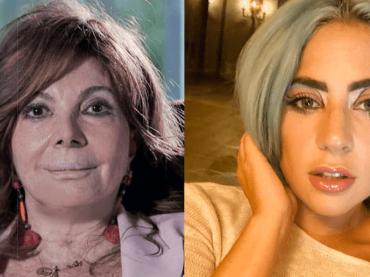 """Patrizia Reggiani su Lady Gaga che la interpreterà al cinema: """"Mi piace immensamente, è un genio"""""""