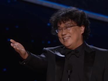 BongJoon ho, il regista di Parasite Presidente di giuria a Venezia 78