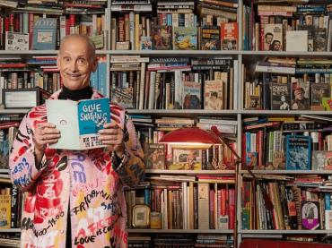 """John Waters sulla cover de l'Uomo Vogue: """"I miei genitori erano decisamente orgogliosi di me"""""""