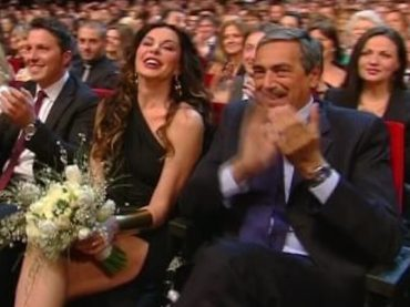 """Alba Parietti: """"Senza di me in prima fila Sanremo è un po' come Natale senza l'albero. Mettete un mio cartonato"""""""